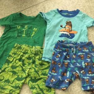 Gymboree boys 3T pajamas